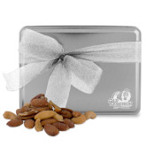 Deluxe Nut Medley Silver Large Tin-Primary Mark