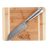 Oneida Cutting Board and Santoku Knife Set-ODU