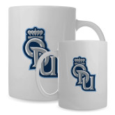 Full Color White Mug 15oz-ODU Step