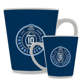 Full Color Latte Mug 12oz-10 Years Football