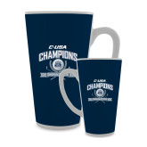 Full Color Latte Mug 17oz-Conference USA Womens Golf Champions