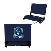 Stadium Chair Navy-Monarchs Shield