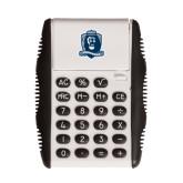 White Flip Cover Calculator-Monarchs Shield