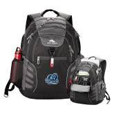 High Sierra Big Wig Black Compu Backpack-Primary Mark