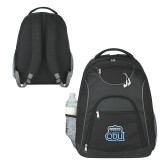 The Ultimate Black Computer Backpack-ODU w Crown