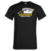 Black T Shirt-Primary Athletics Logo