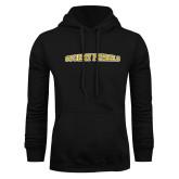 Black Fleece Hood-Stormy Petrels