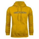 Gold Fleece Hood-Stormy Petrels