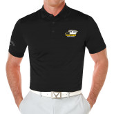 Callaway Opti Vent Black Polo-Primary Athletics Logo