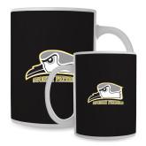 Full Color White Mug 15oz-Athletic Logo