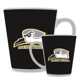 Full Color Latte Mug 12oz-Athletic Logo