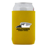 Neoprene Gold Can Holder-Primary Athletics Logo