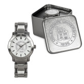 Mens Stainless Steel Fashion Watch-University Seal
