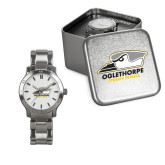 Ladies Stainless Steel Fashion Watch-Primary Athletics Logo