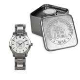 Ladies Stainless Steel Fashion Watch-University Seal