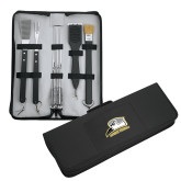 Grill Master Traditional BBQ Set-Athletic Logo