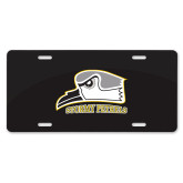 License Plate-Athletic Logo