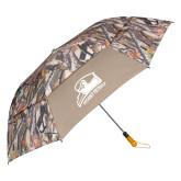 58 Inch Hunt Valley Camo Vented Umbrella-Athletic Logo