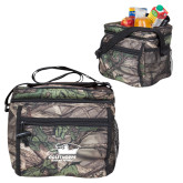 Big Buck Camo Junior Sport Cooler-Primary Athletics Logo
