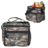 Big Buck Camo Junior Sport Cooler-Primary University Logo