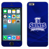 iPhone 5/5s Skin-Our Lady of the Lake University Athletics - Offical Logo