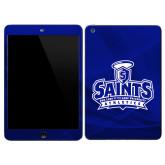 iPad Mini 3 Skin-Our Lady of the Lake University Athletics - Offical Logo