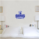 1 ft x 1 ft Fan WallSkinz-Our Lady of the Lake University Athletics - Offical Logo