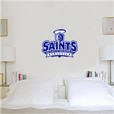 2 ft x 2 ft Fan WallSkinz-Our Lady of the Lake University Athletics - Offical Logo