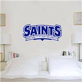2 ft x 6 ft Fan WallSkinz-Saints - Our lady of the Lake University