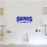 1 ft x 3 ft Fan WallSkinz-Saints - Our lady of the Lake University