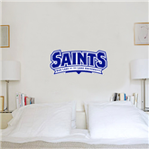 1.5 ft x 4 ft Fan WallSkinz-Saints - Our lady of the Lake University