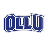 Medium Decal-OLLU, 8 inches wide