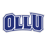 Large Decal-OLLU, 12 inches wide