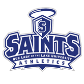 Extra Large Decal-Our Lady of the Lake University Athletics - Offical Logo, 18 inches wide