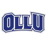Extra Large Decal-OLLU, 18 inches wide
