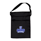 Black Lunch Sack-Our Lady of the Lake University Athletics - Offical Logo