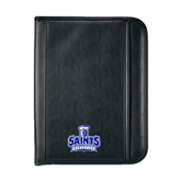 Insight Black Calculator Padfolio-Our Lady of the Lake University Athletics - Offical Logo