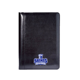 Wall Street Black Junior Writing Pad-Our Lady of the Lake University Athletics - Offical Logo