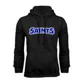 Black Fleece Hoodie-Saints