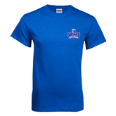 Royal T Shirt-Our Lady of the Lake University Athletics - Offical Logo