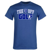 Royal T Shirt-Tee Off Golf Design
