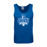 Royal Tank Top-Track and Field