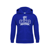 Youth Royal Fleece Hoodie-Our Lady of the Lake University Athletics - Offical Logo