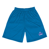 Performance Classic Royal 9 Inch Short-Our Lady of the Lake University Athletics - Offical Logo