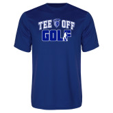 Performance Royal Tee-Tee Off Golf Design