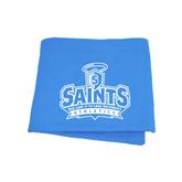 Light Blue Sweatshirt Blanket-Our Lady of the Lake University Athletics - Offical Logo