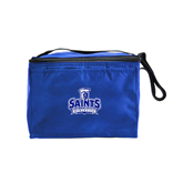 Six Pack Royal Cooler-Our Lady of the Lake University Athletics - Offical Logo