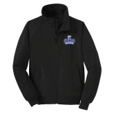 Black Charger Jacket-Our Lady of the Lake University Athletics - Offical Logo