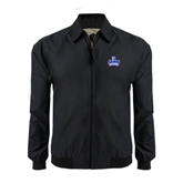 Black Players Jacket-Our Lady of the Lake University Athletics - Offical Logo