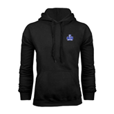 Black Fleece Hoodie-OLLU Saints